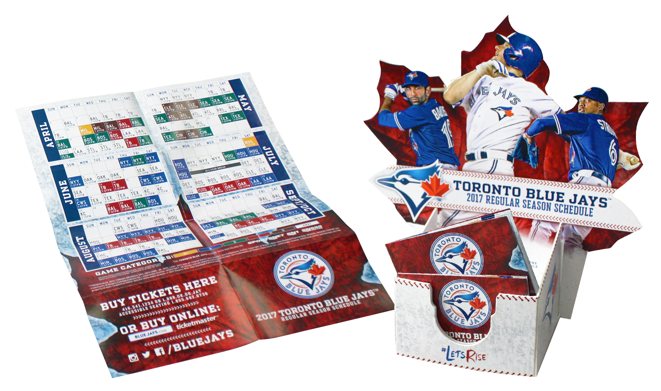 Pocket Schedules